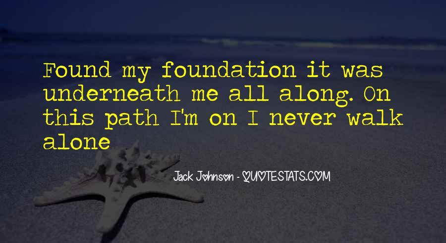 Walk Alone Quotes #731206