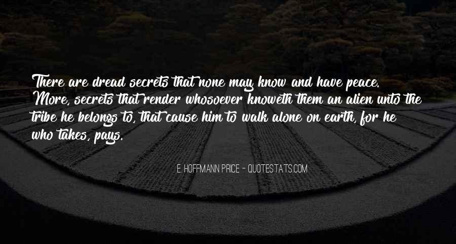 Walk Alone Quotes #771053