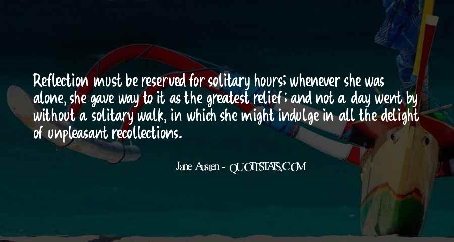 Walk Alone Quotes #91865