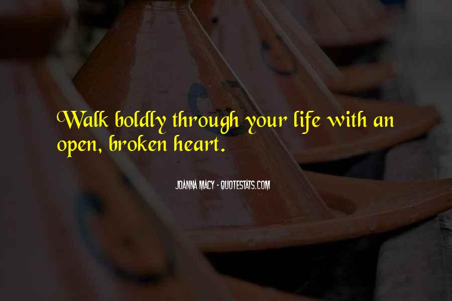 Walk Boldly Quotes #161942