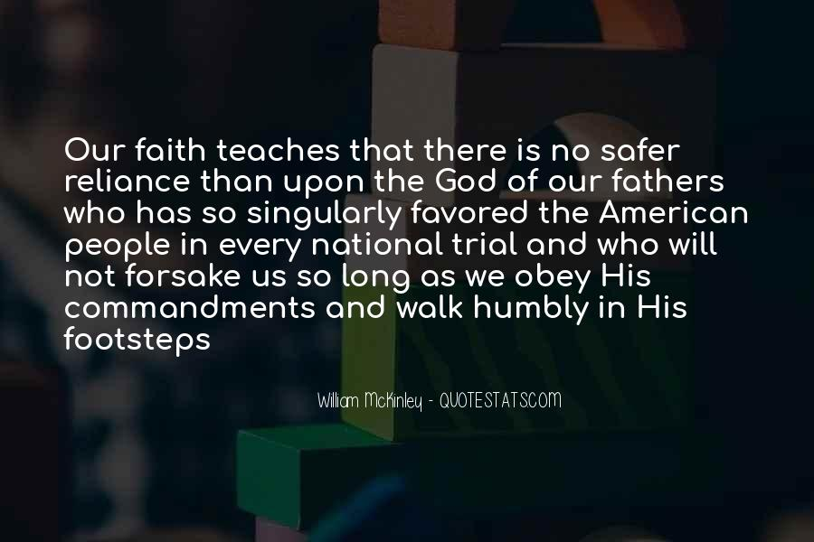 Walk Humbly Quotes #1157857