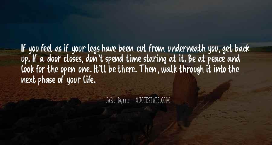 Walk Next To Me Quotes #832819