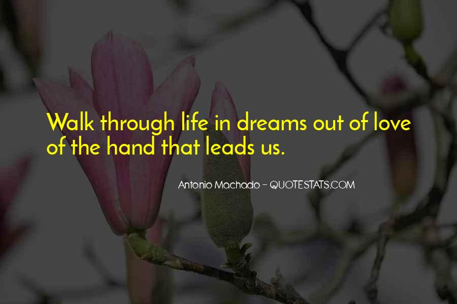 Walk Through Life With Me Quotes #333908