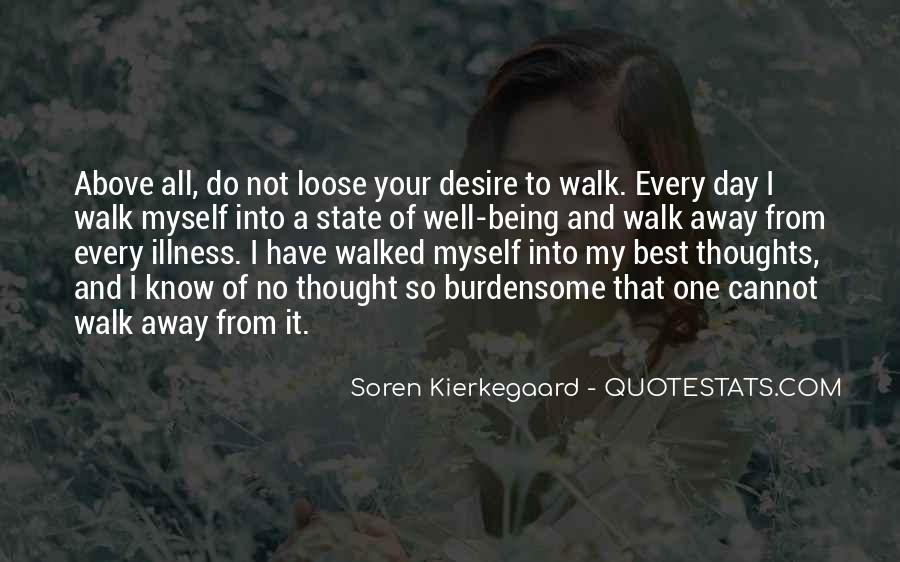 Top 100 Walked Away Quotes: Famous Quotes & Sayings About ...