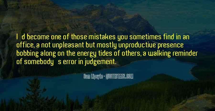 Walking Along Quotes #1047281