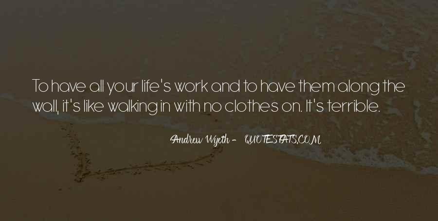 Walking Along Quotes #136786