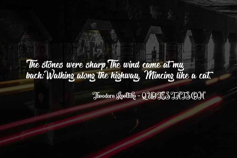 Walking Along Quotes #1473396