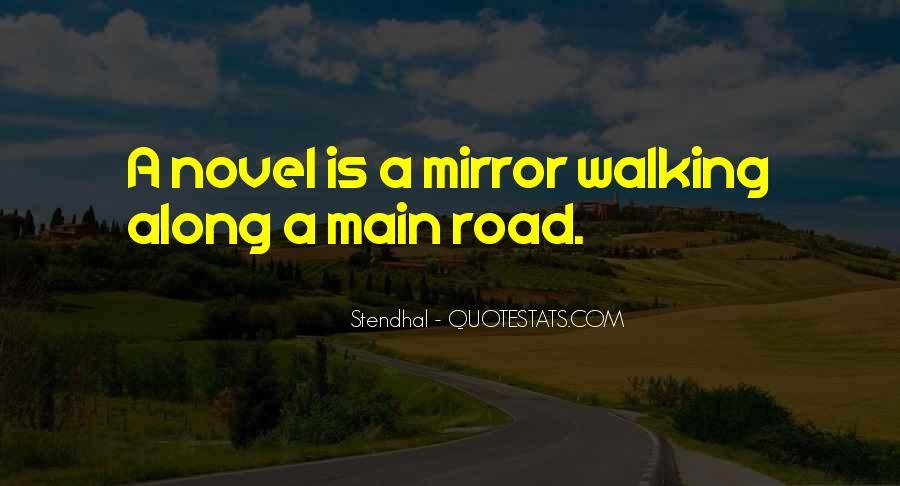 Walking Along Quotes #1490573