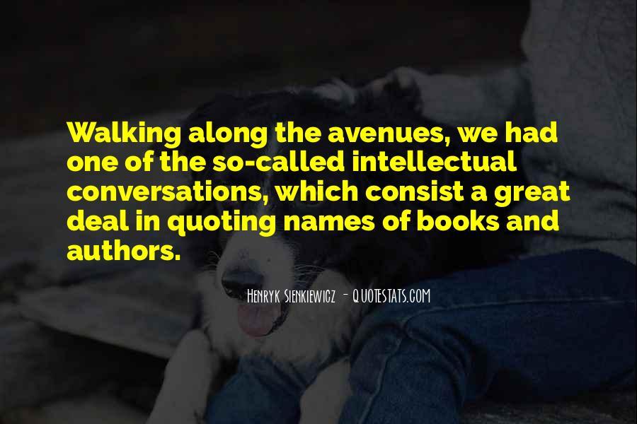 Walking Along Quotes #1528181