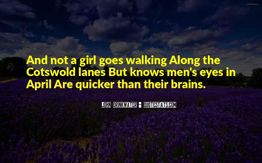 Walking Along Quotes #157677