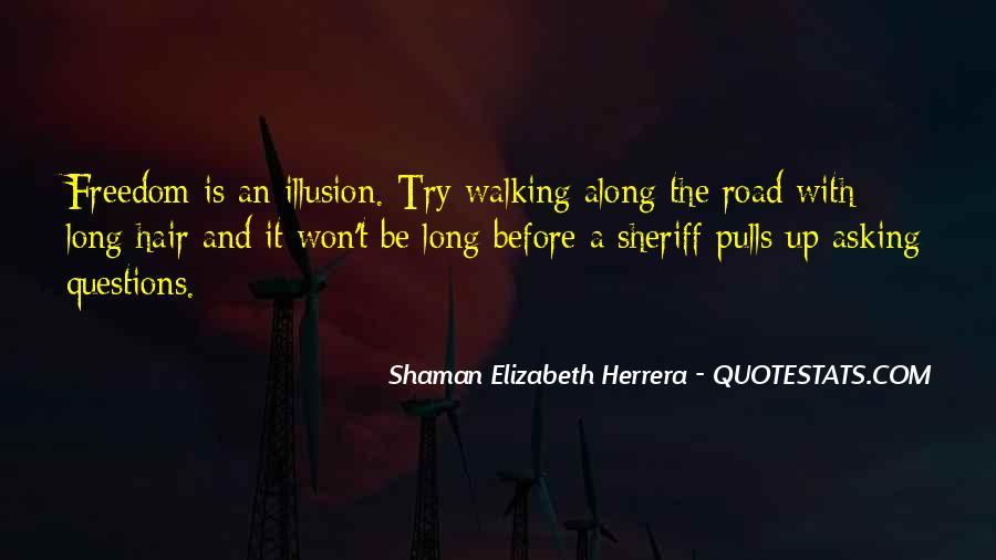 Walking Along Quotes #1598129