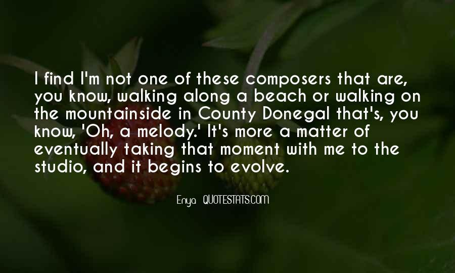 Walking Along Quotes #1863970