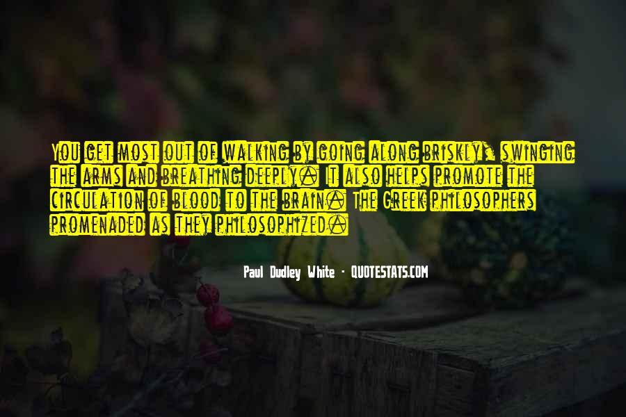 Walking Along Quotes #362717