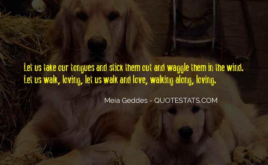 Walking Along Quotes #665961