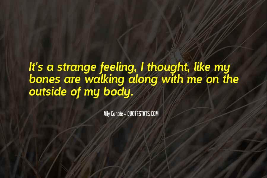Walking Along Quotes #717589