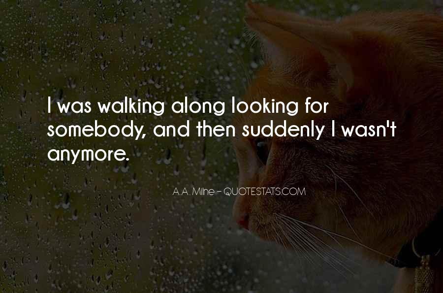 Walking Along Quotes #838472