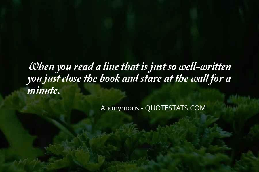 Wall Art Book Quotes #1195106