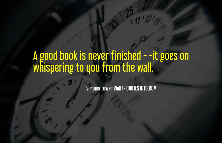 Wall Art Book Quotes #536465