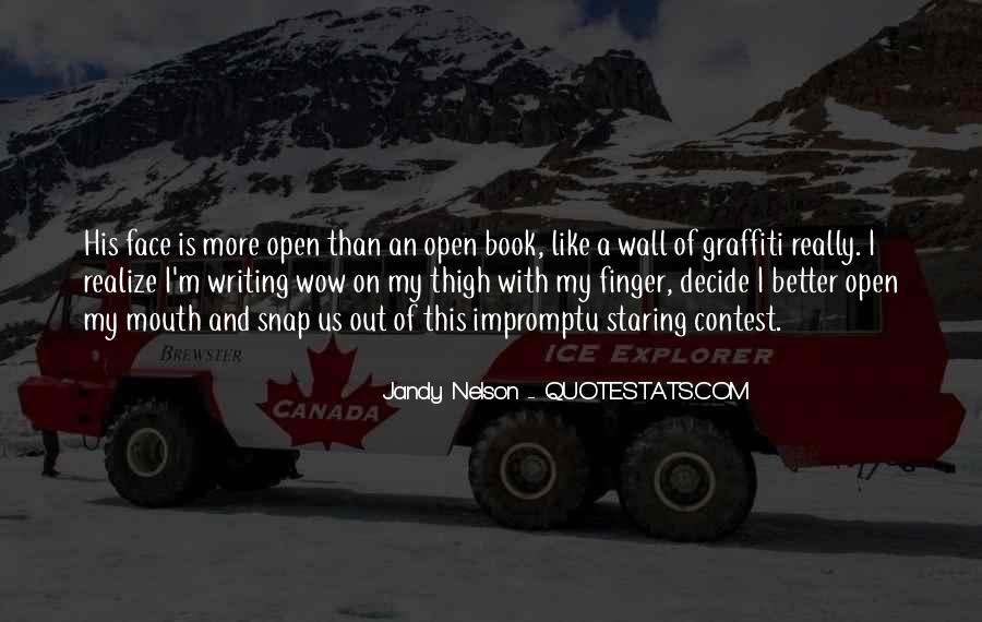 Wall Art Book Quotes #610182