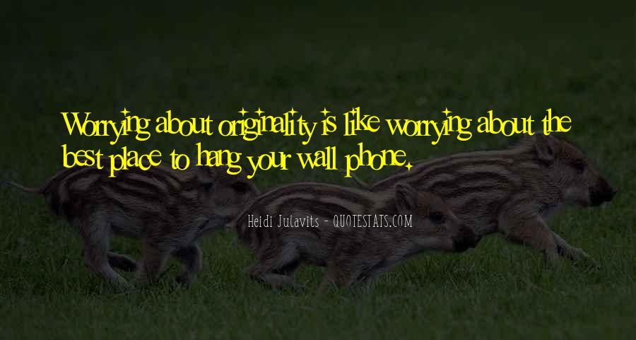 Wall Hang Quotes #557298