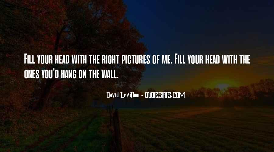 Wall Pictures Of Quotes #631651