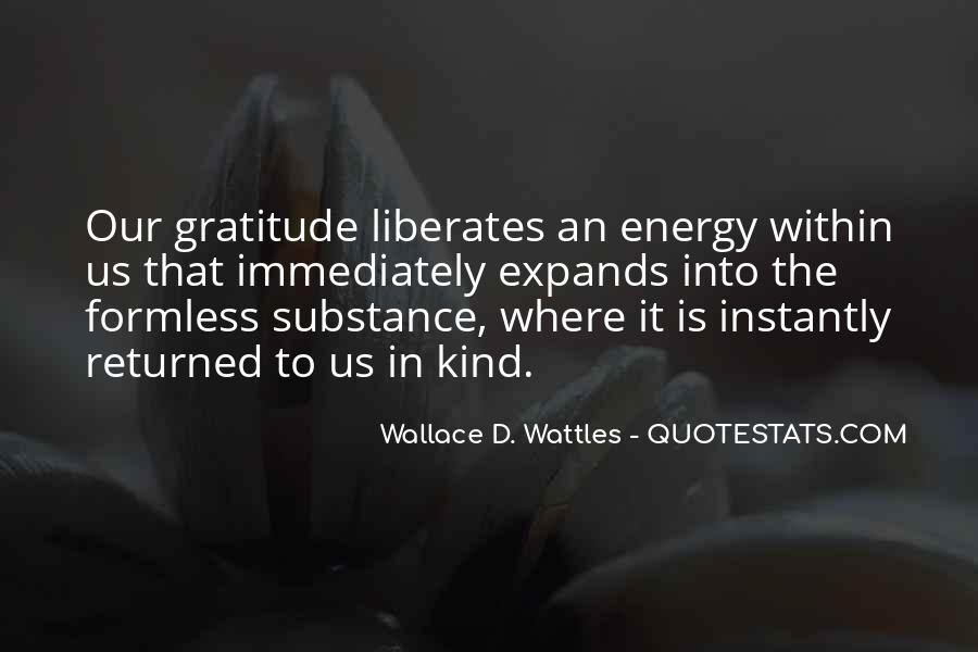 Wallace Wattles Best Quotes #181289