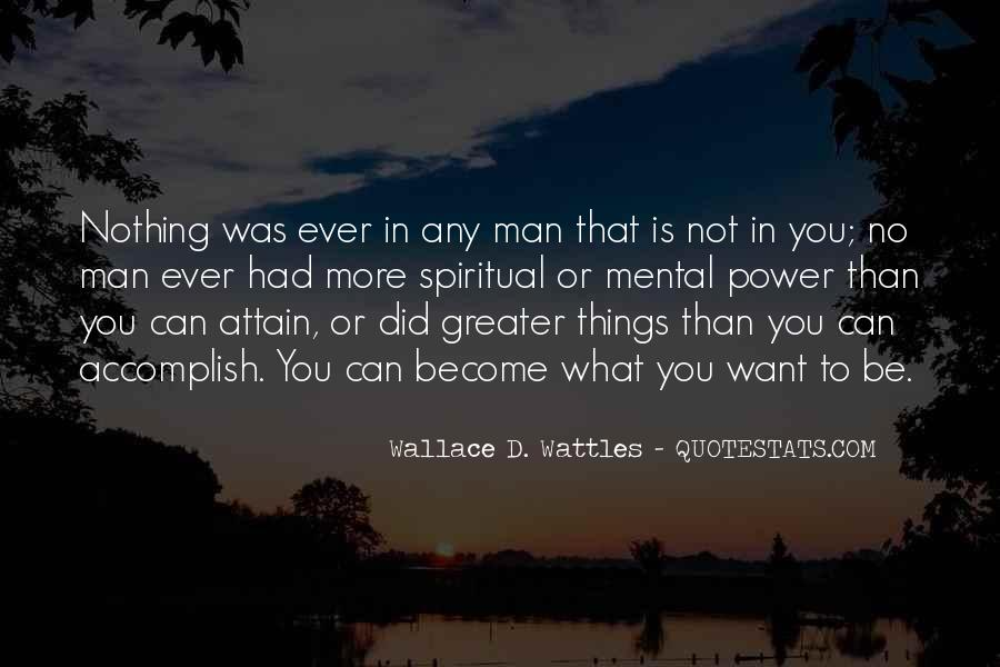 Wallace Wattles Best Quotes #66659