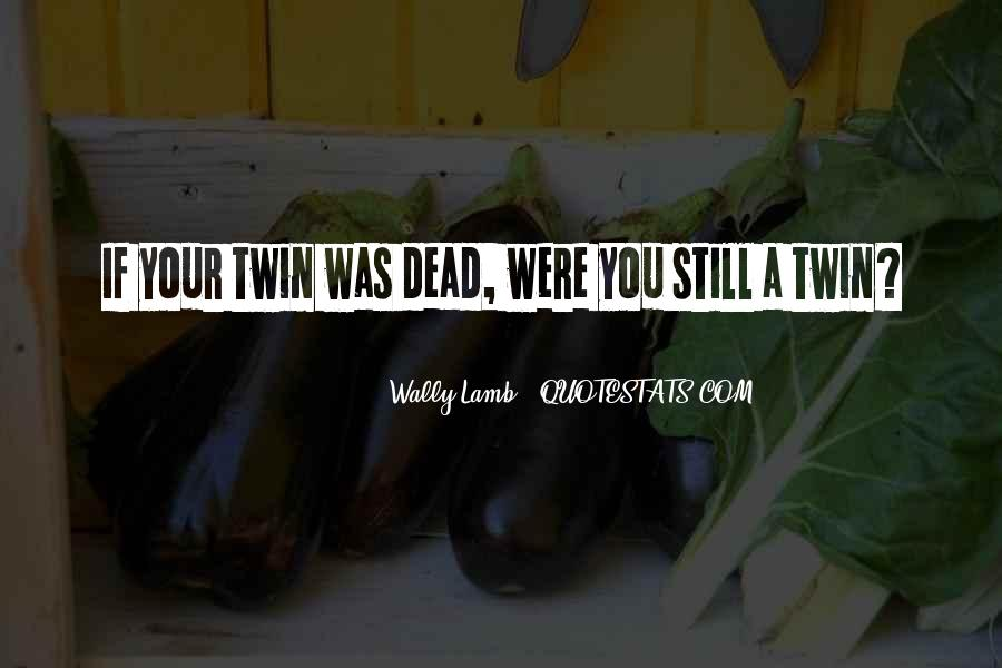 Wally Quotes #164446
