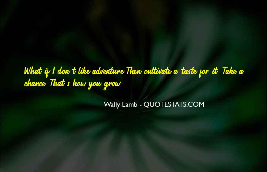 Wally Quotes #200231