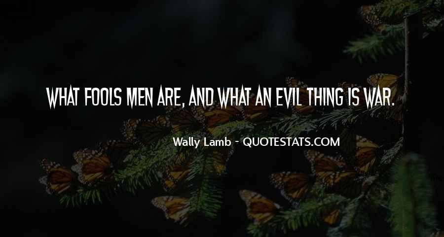Wally Quotes #201536