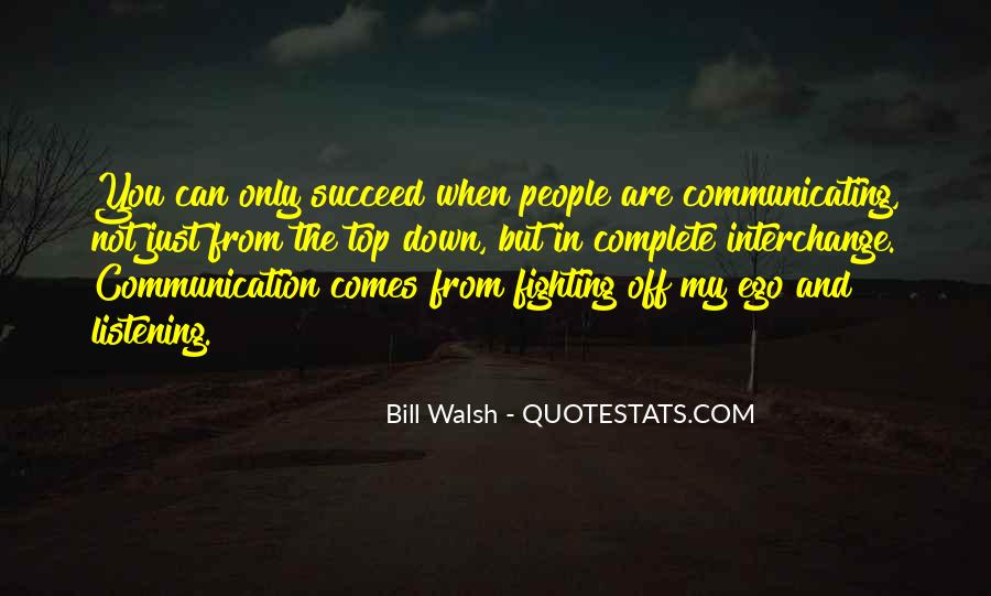 Walsh Quotes #11015