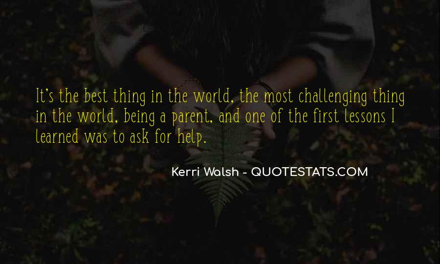 Walsh Quotes #258717