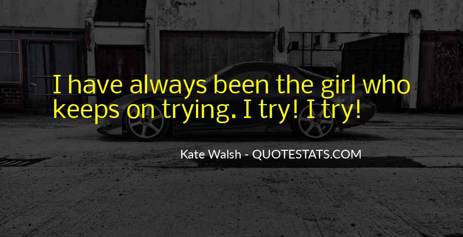 Walsh Quotes #31279