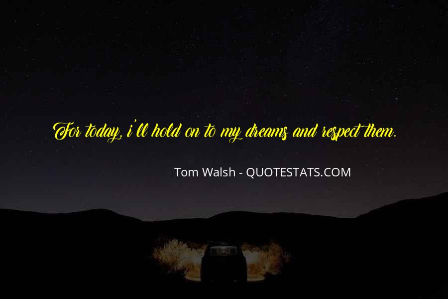Walsh Quotes #44855