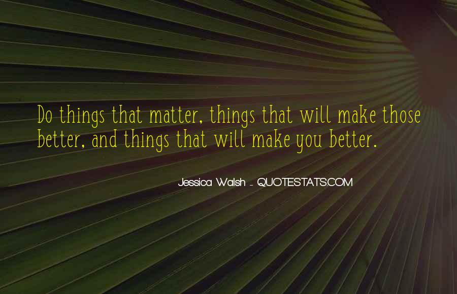 Walsh Quotes #60545