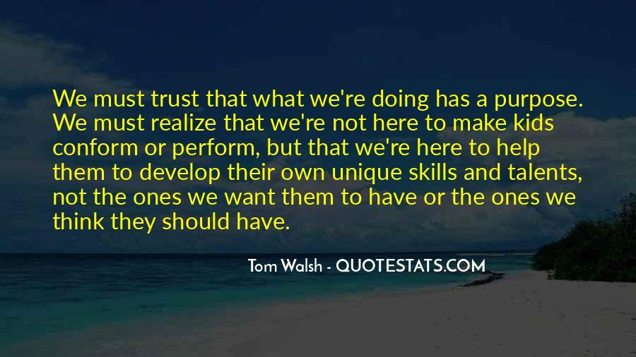 Walsh Quotes #75685