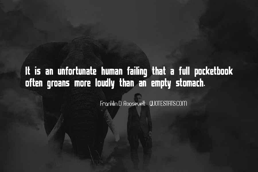 Quotes About Full Stomach #771349