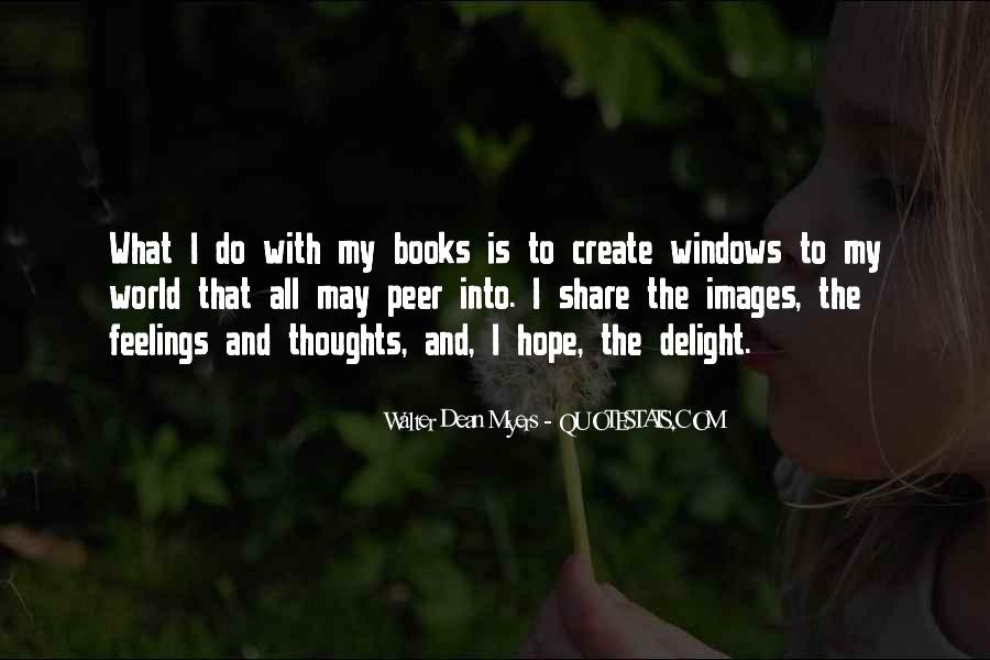 Walter Dean Myers Book Quotes #173598