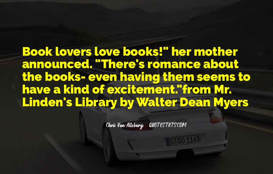 Walter Dean Myers Book Quotes #1764749
