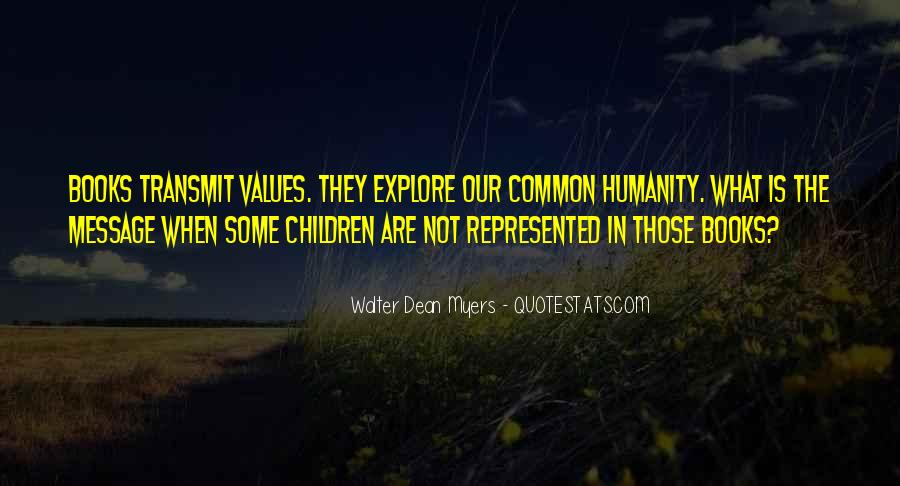 Walter Dean Myers Book Quotes #333973