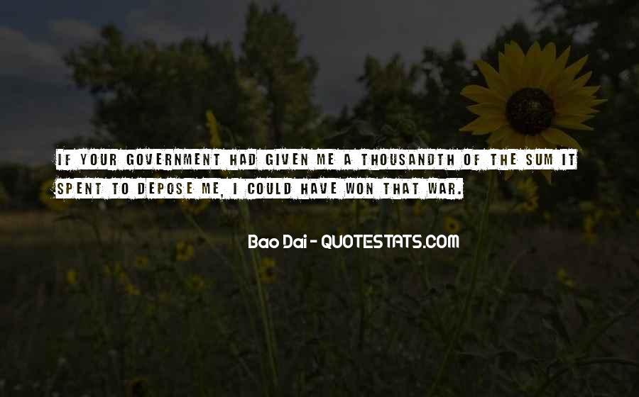 Walter E Massey Quotes #628663