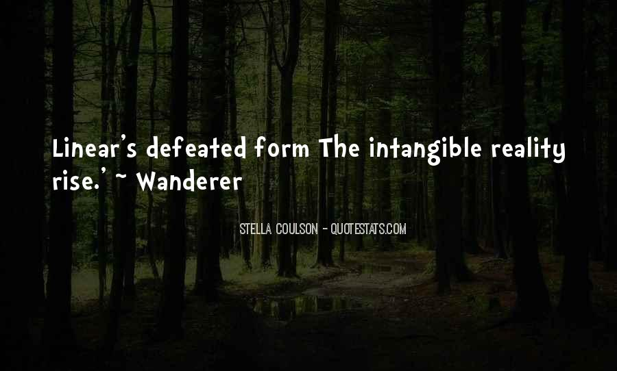 Wanderer Travel Quotes #10675