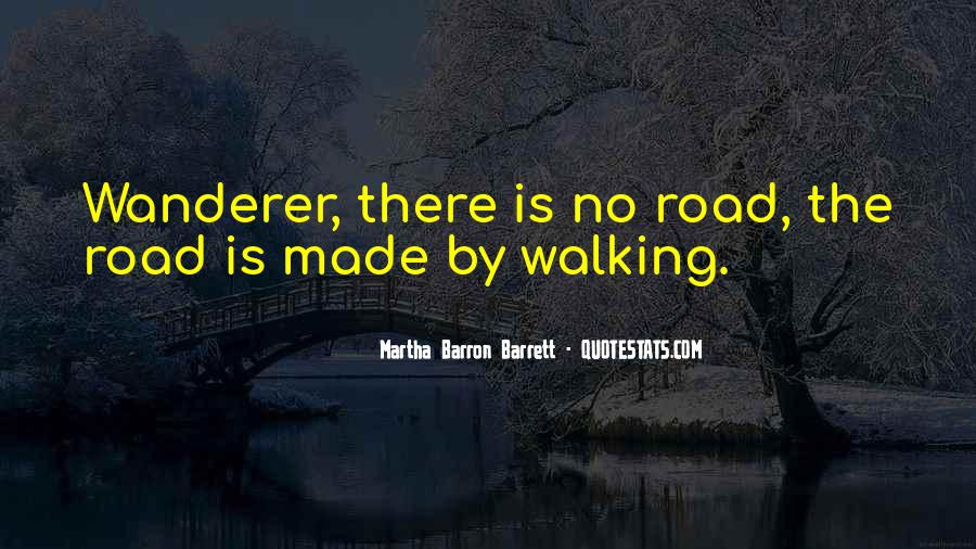 Wanderer Travel Quotes #118454
