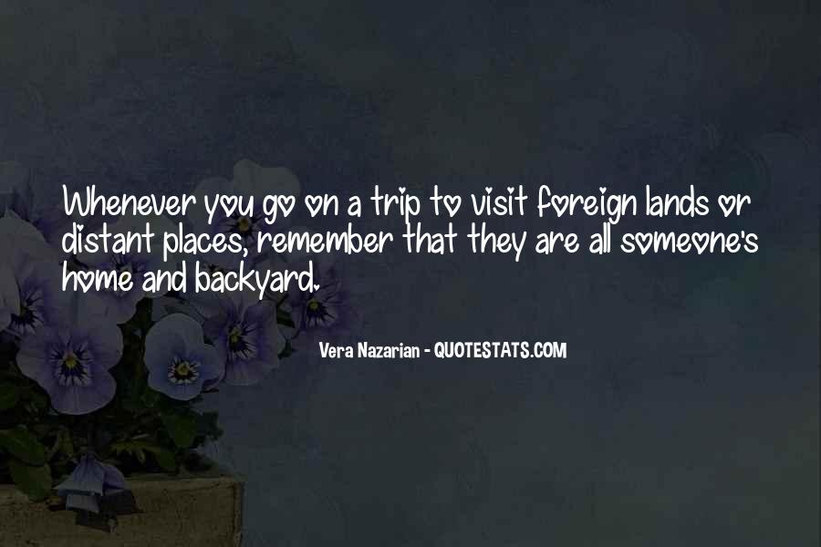 Wanderer Travel Quotes #27877