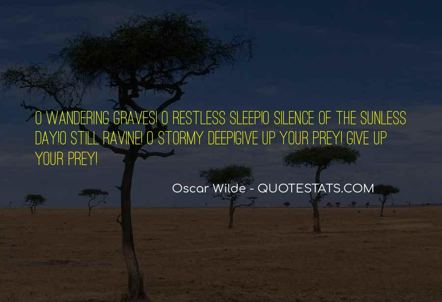 Wandering Off Quotes #20952