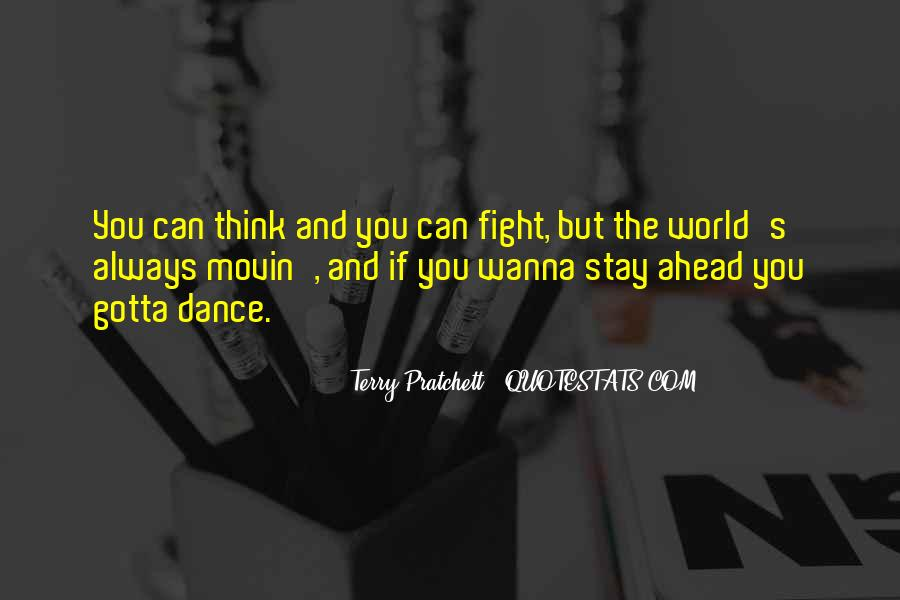 Wanna Fight Me Quotes #1601764