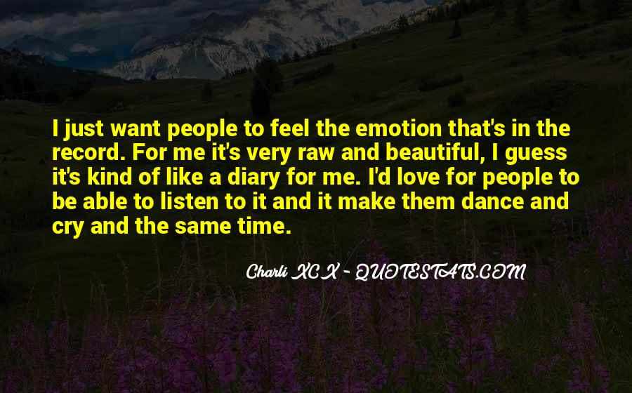 Want To Cry Quotes #515723