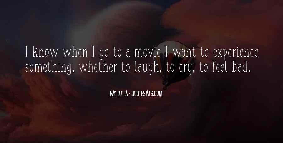 Want To Cry Quotes #56004