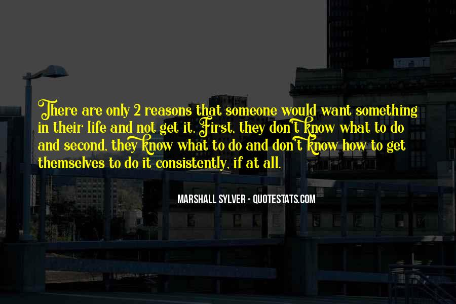 Want To Do Something In Life Quotes #331373