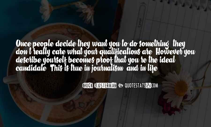 Want To Do Something In Life Quotes #792104
